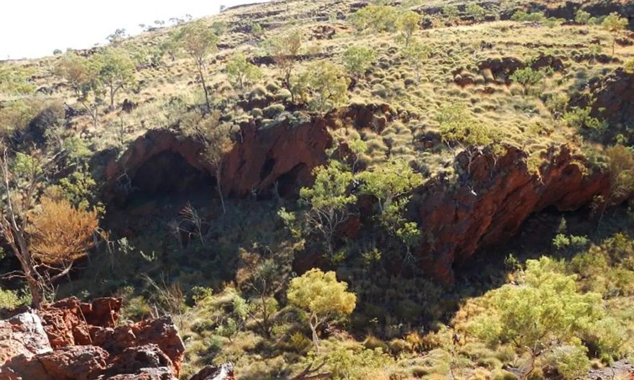 منفجر کردن غار ۴۶هزار ساله برای معدنکاری