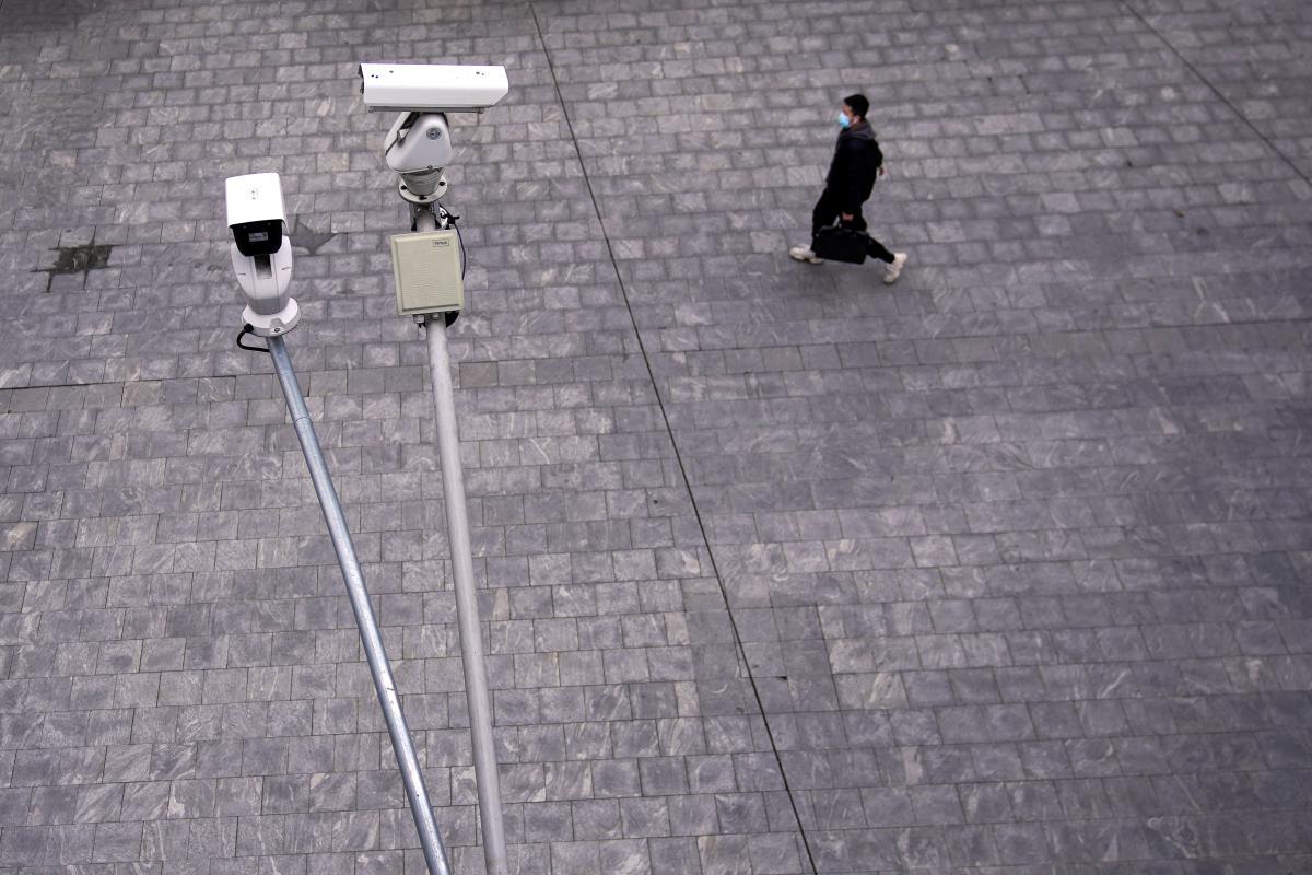 فکری برای آینده؛ نظارت عمومی فراگیر