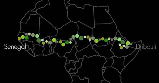 دیوار بزرگ سبز در آفریقا