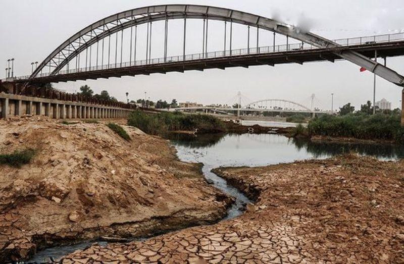 اعلام جرم محیطزیستیها علیه پروژه بهشتآباد در رود کارون