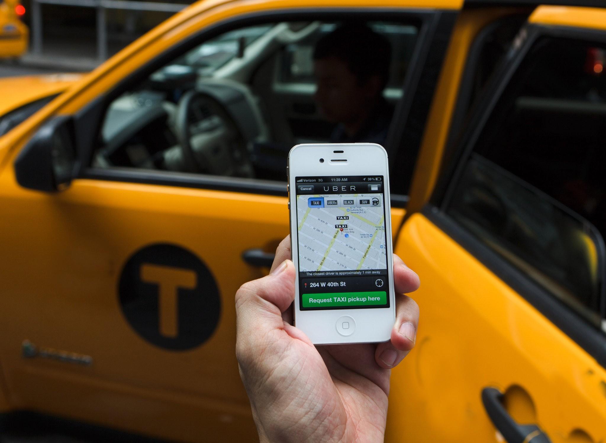 قرارداد رانندگان تاکسی اینترنتی، کارگری میشود