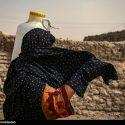 پنج روستای دلگان ۸۰ روز است که آب ندارند