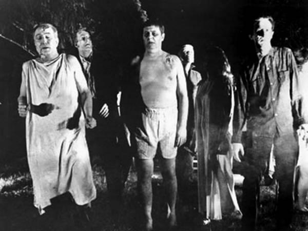 شب مردگان زنده ۱۹۶۸