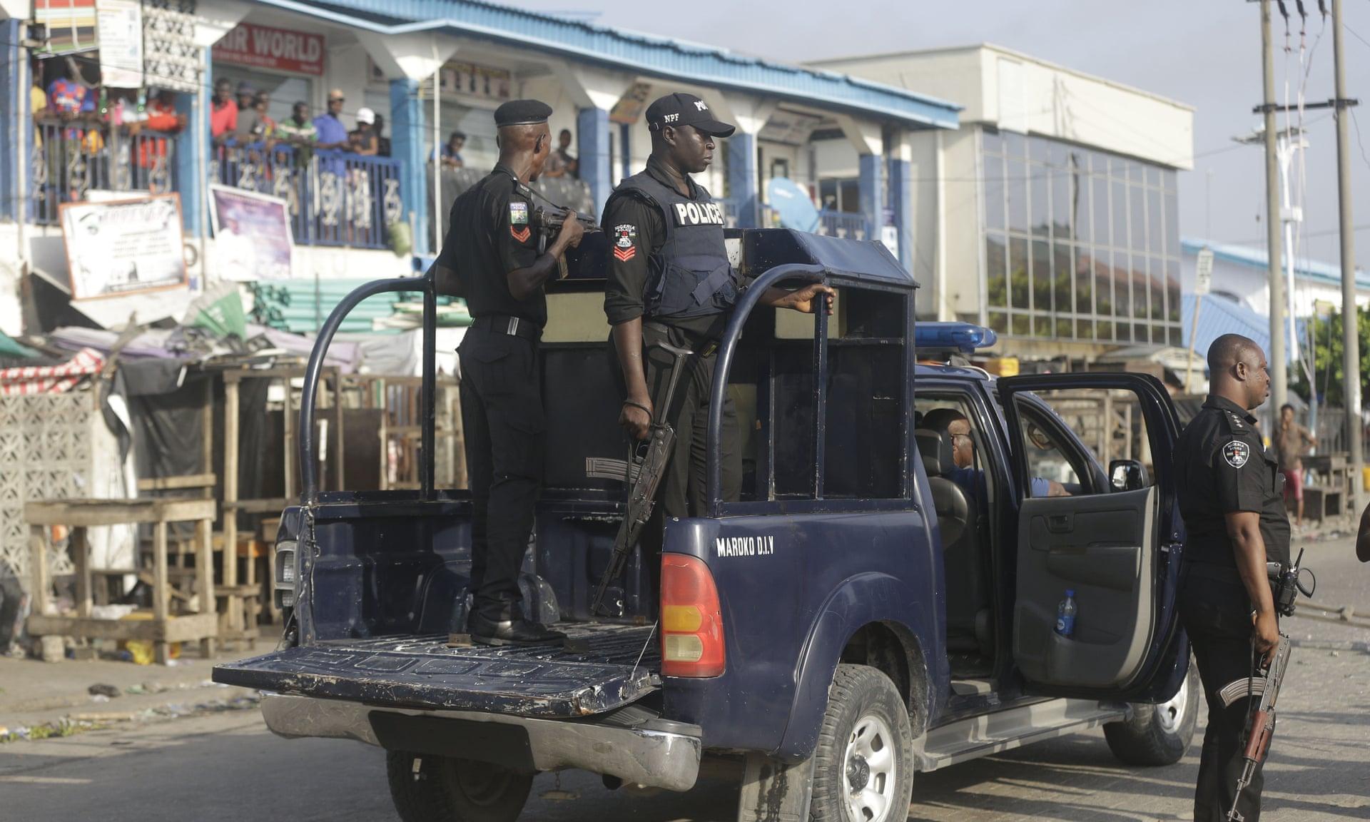 پلیس نیجریه به سوی مردم آتش گشود