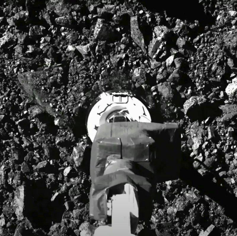 نشتی در فضاپیمای ناسا پس از یک موفقیت تاریخی