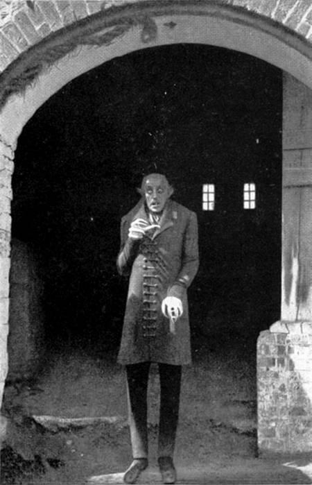 نوسفراتو، سمفونی وحشت ۱۹۲۲