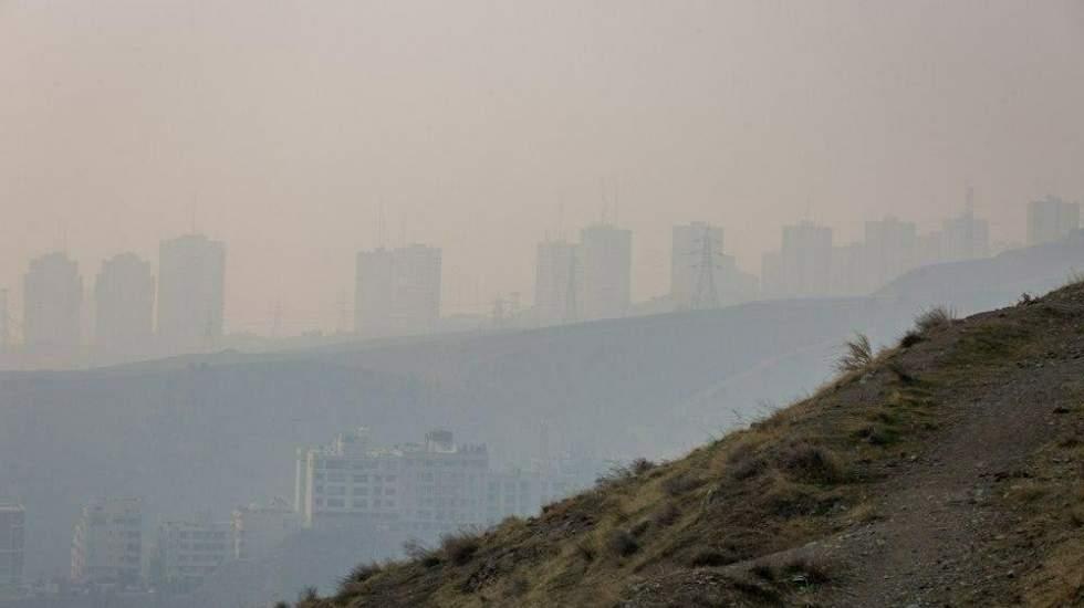 آلودهترین مهرماه تهران در پنج سال اخیر