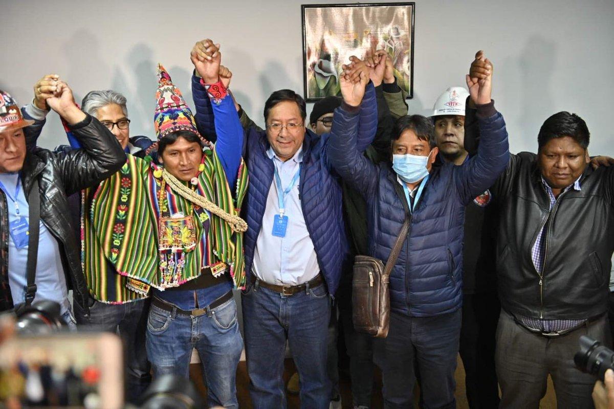 پیروزی آرکه در بولیوی