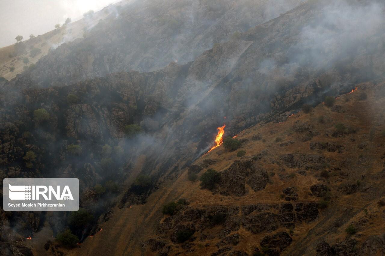 بوشهریها امکانات اطفاء حریق و بالگرد آبپاش میخواهند