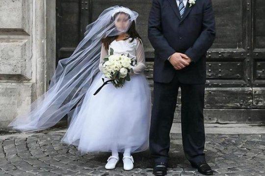 ازدواج ۷۰۰۰ دختربچه ۱۰ تا ۱۴ ساله در بهار ۹۹