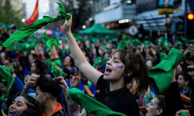 قانون حمایت از سقط جنین در مجلس آرژانتین رای آورد