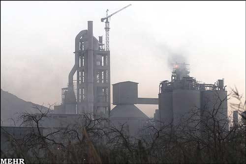 ۸۰ درصد کارخانههای سیمان کشور مازوت میسوزانند