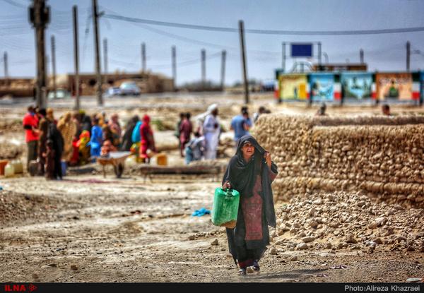 «آمار آبرسانی به روستاهای سیستان و بلوچستان غیرواقعی است»