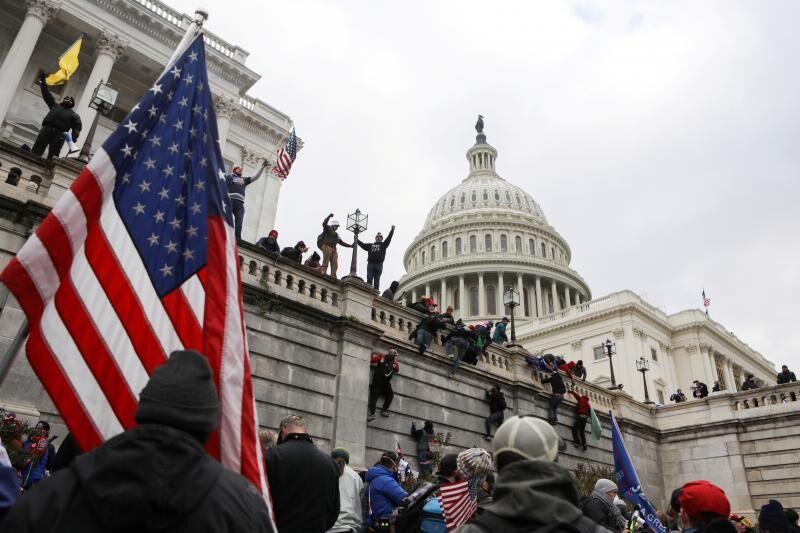 شورش در پایتخت