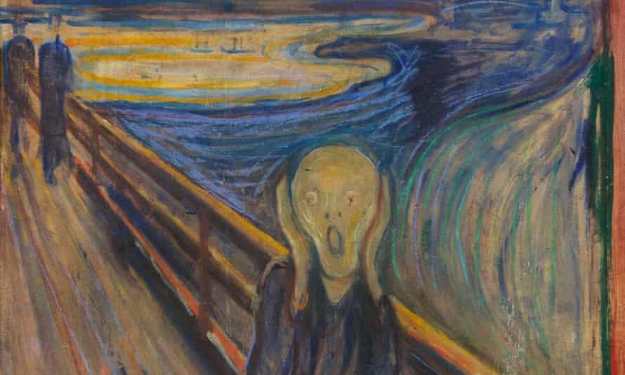 نقاشی شده توسط مردی دیوانه