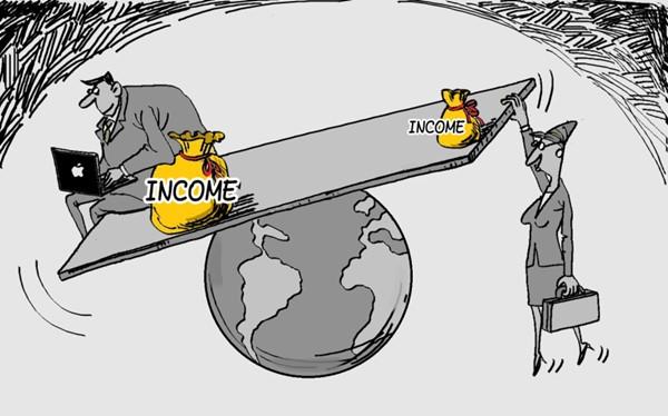 محل سکونت: مهمترین تعیینکننده تفاوت درآمد مردم جهان
