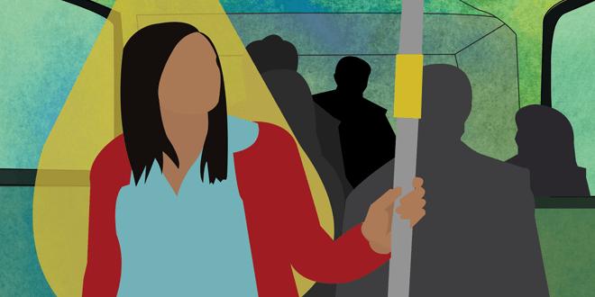 یک سکانس از تجربه روزانه آزار زنان در خیابان