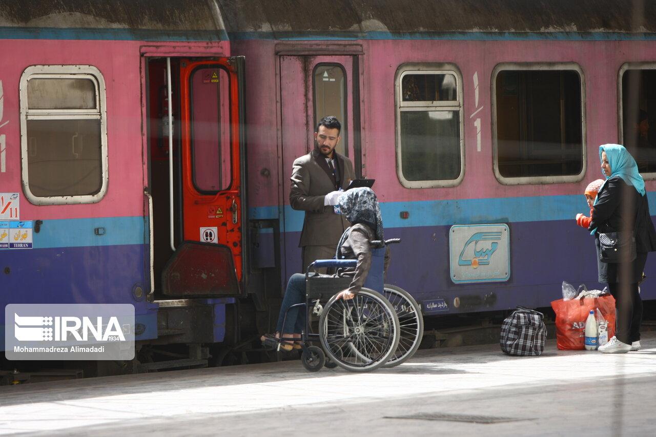 سفر در خاطره معلولان