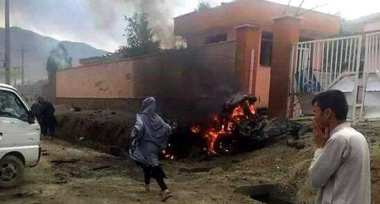 افزایش قربانیان انفجار کابل