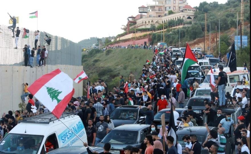 حمایت تظاهرکنندگان از فلسطین در جهان