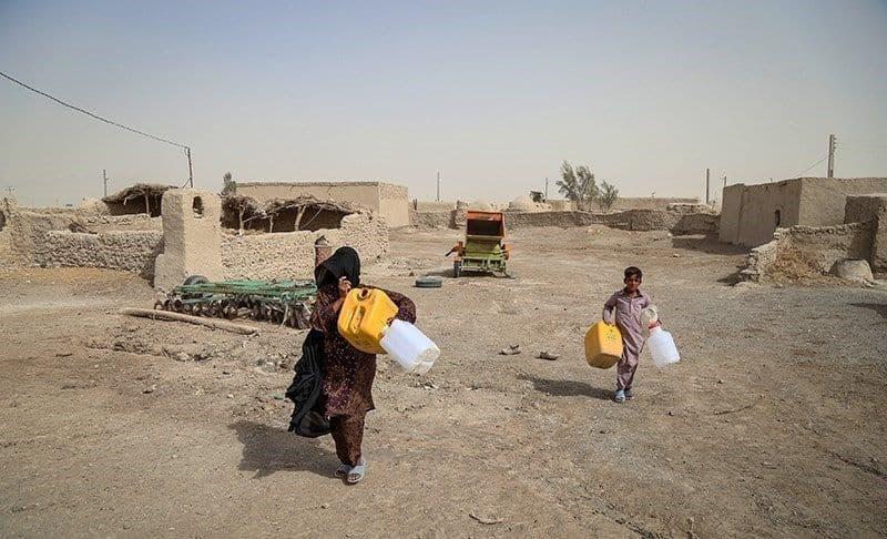 بحران آب با ایران چه میکند؟