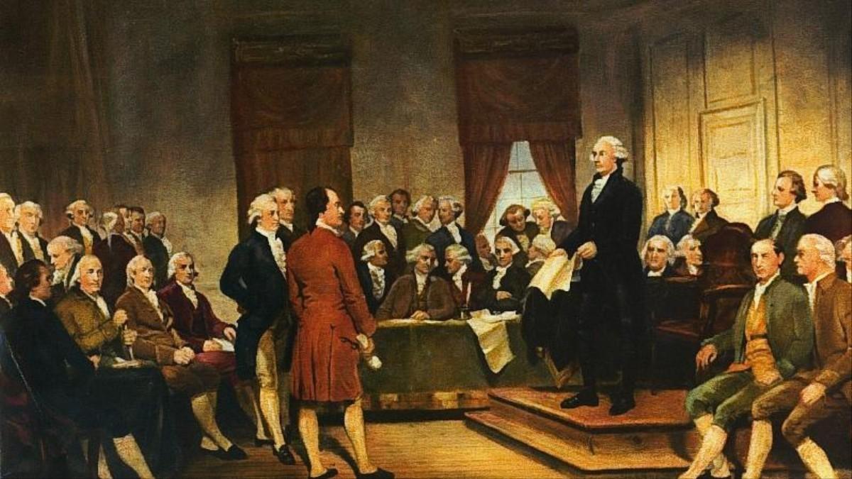 قدرت قلم؛ نگارش قانون اساسی