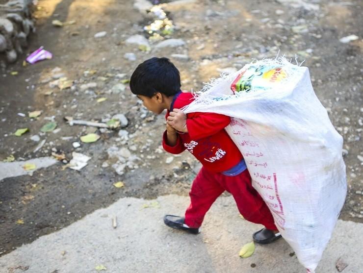 فقر و تامین معاش خانواده، علت حضور ۸۰ درصد کودکان کار در خیابانها