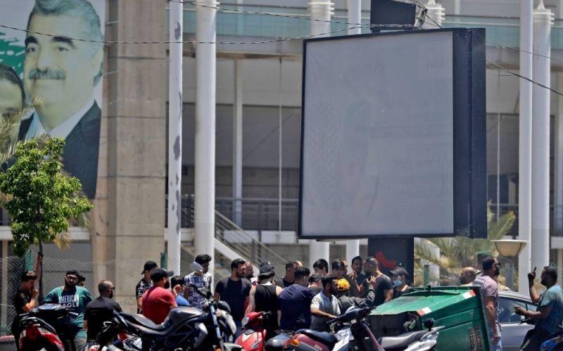 اعتصاب گسترده در لبنان