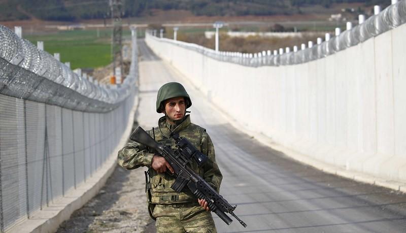 دیوارکشی ترکیه در مرزهای شمالی ایران