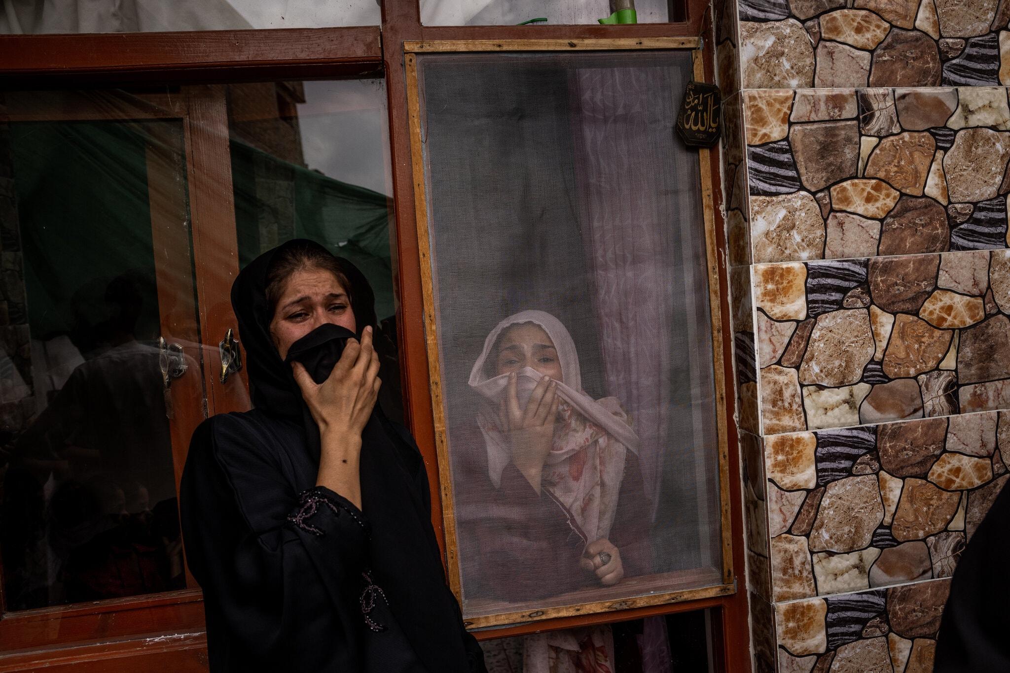 هفت کودک در حمله اخیر آمریکا به افغانستان کشته شدند