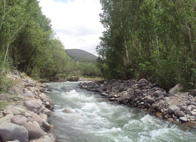 پروژه انتقال آب، رودخانه چالوس را هم خشک کرد