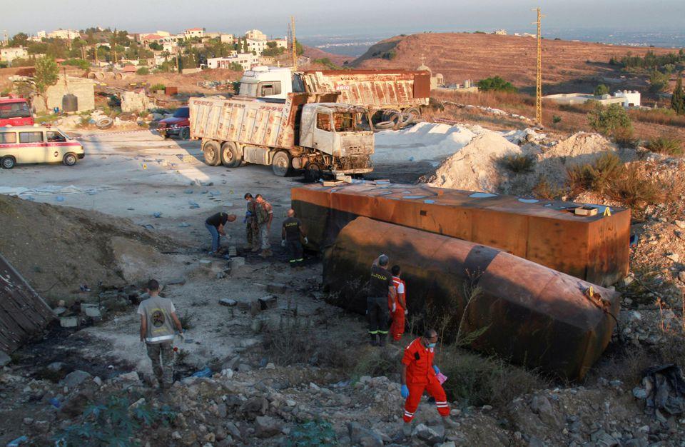 کمبود سوخت و برق در لبنان