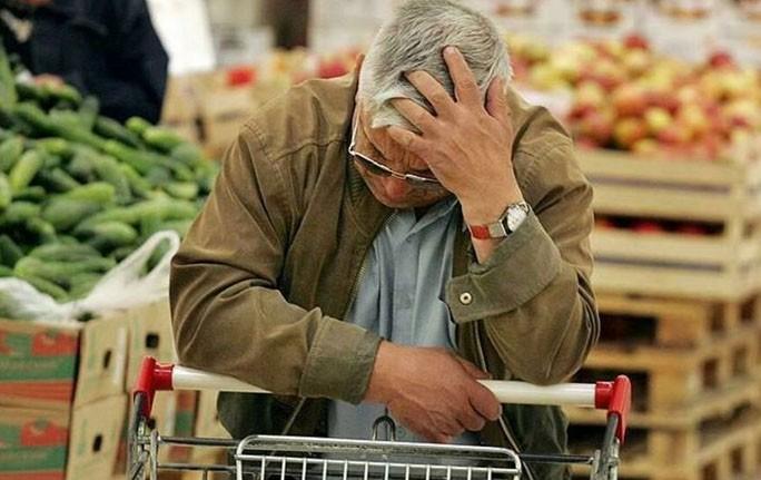 وقوع بزرگترین سقوط قدرت خرید مواد غذایی در تاریخ کشور