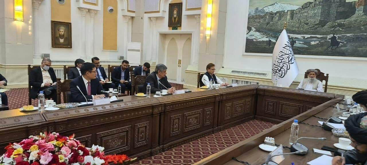 تکمیل دولت و نرمالسازی طالبان