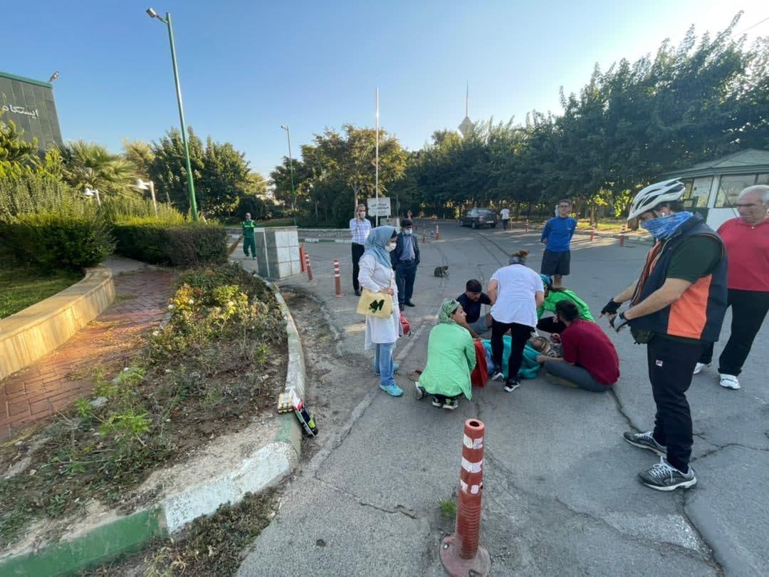 ۴۰ درصد کشتهشدگان تصادفات تهران عابران پیاده هستند