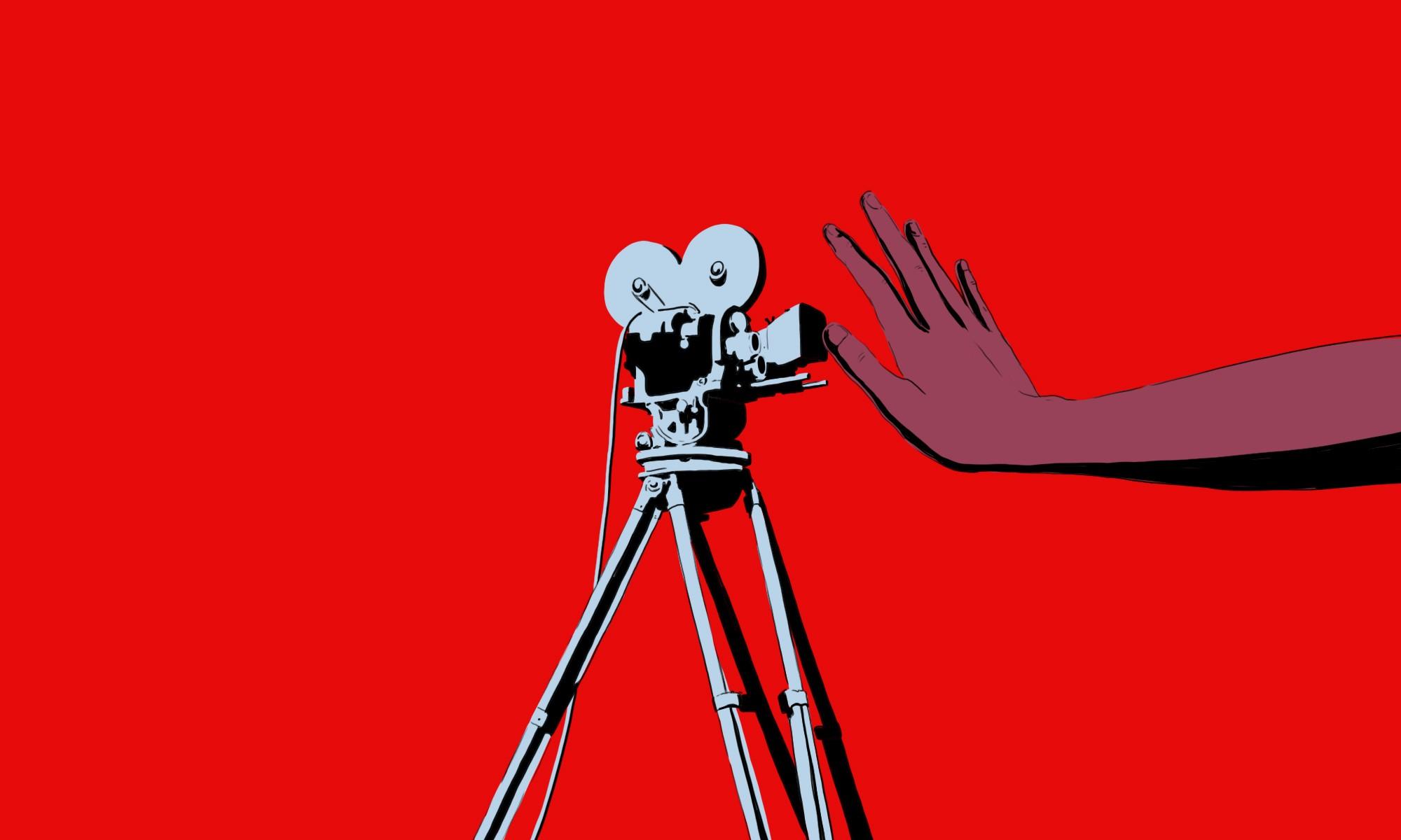 تیغ برنده سانسور بر تن فیلمهای کوتاه