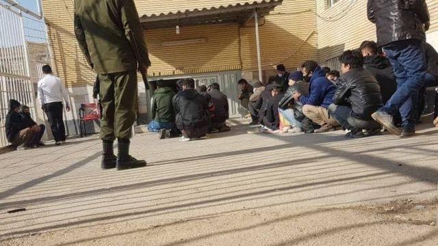 «افغانی بگیر»ها در عسکرآباد